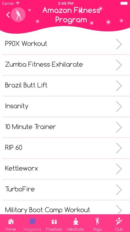 Lower body yoga workout