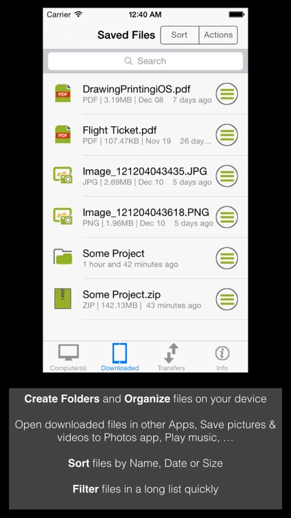 Files n Folders (Data transfer with Mac & Windows)