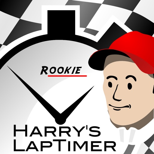 Harry's LapTimer Rookie app logo