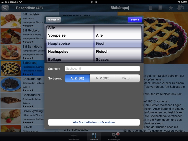 Köttbullar - Die Koch-App screenshot-2