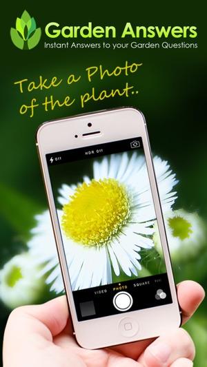 garden app. Screenshots Garden App R
