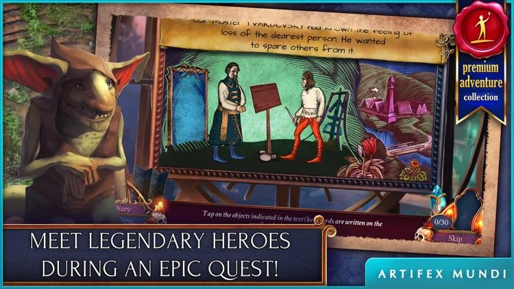 Eventide 2: Sorcerer's Mirror screenshot-4
