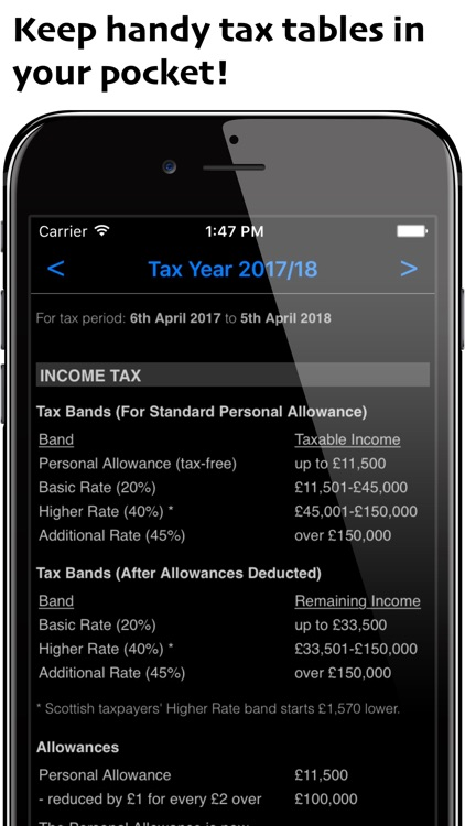 UK Tax Tool 2019 screenshot-2