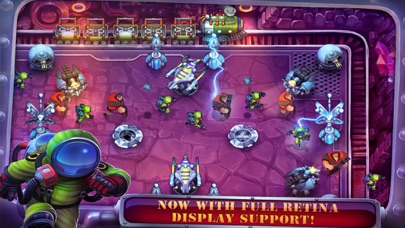 Fieldrunners screenshot four