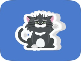 Adorable Cat Sticker Pack