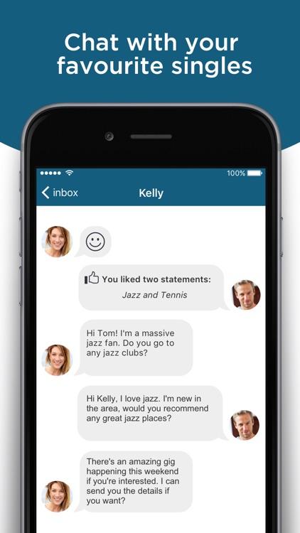 eDarling - Intelligent Dating screenshot-4