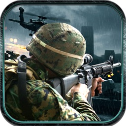 3D Commando Shooter : A Free Sniper Killer 2016