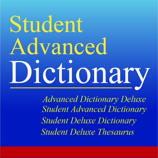Student Advanced Dictionary Deluxe