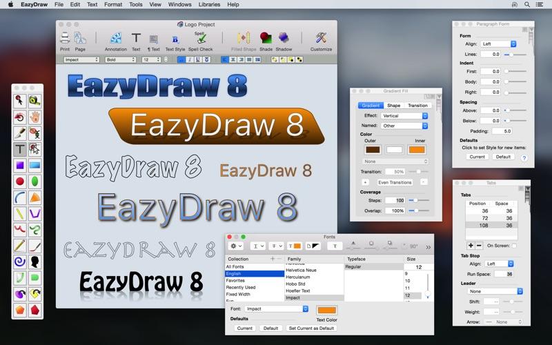 EazyDraw Screenshot - 3