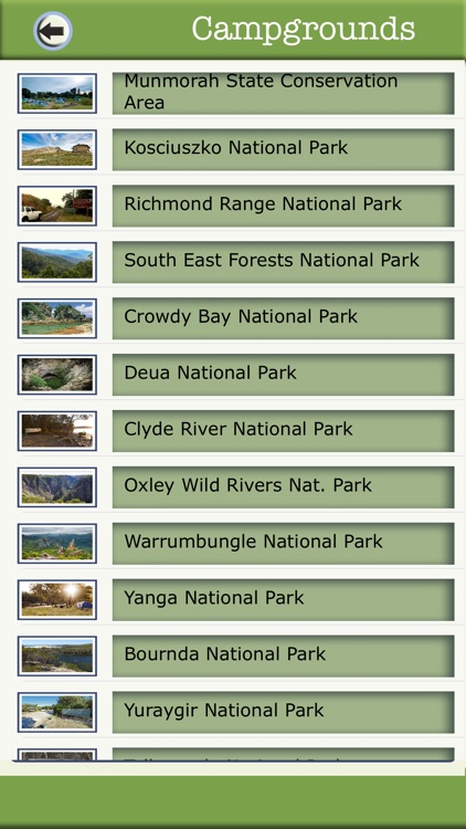 Australia Camping And National Parks