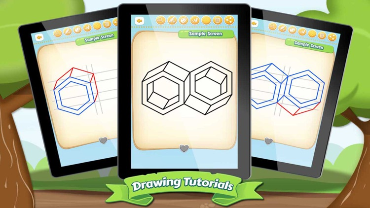 Drawing 3D Objects