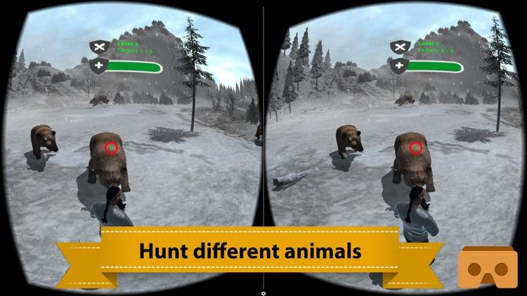 VR Hunting Game for Cardboard