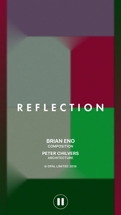Brian Eno : Reflection screenshot-2