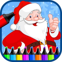 Christmas Drawing pad - Christmas Games For Kids