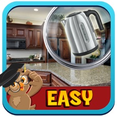 Activities of My Kitchen Hidden Objects Game