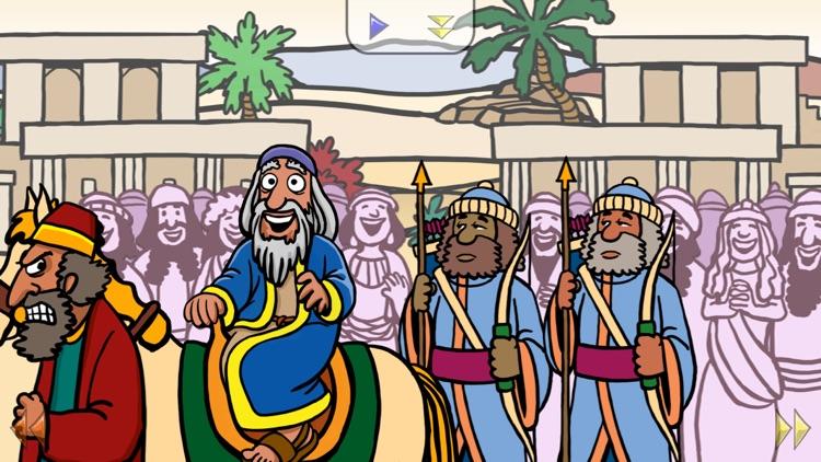 Esther - Interactive Bible Stories screenshot-3