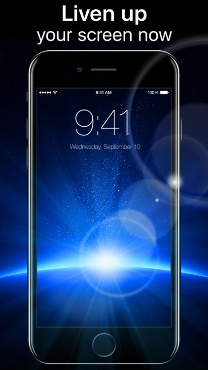 Live Wallpapers and Themes Now screenshot-4