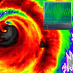 World Earthquake with NOAA Radar 3D Pro