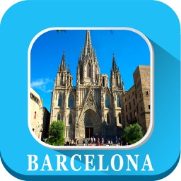 Barcelona Spain - Offline Maps Navigator