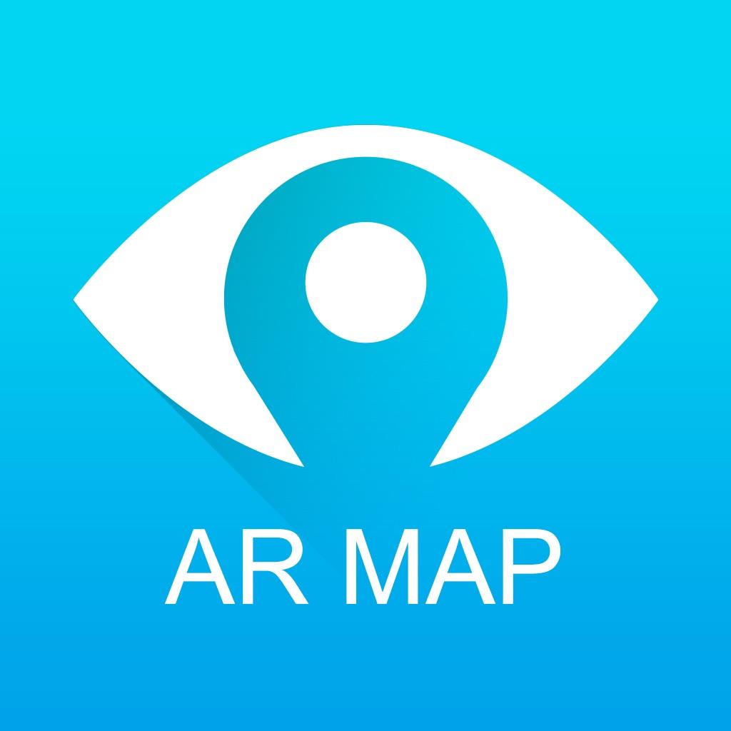 AR立体地图 hack