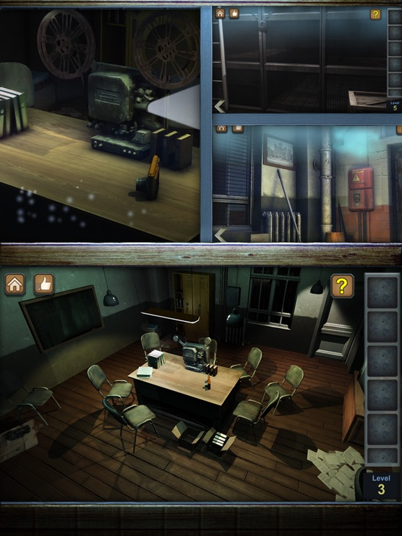 Дом побег:The Escapist Of Prison hospital office на iPad