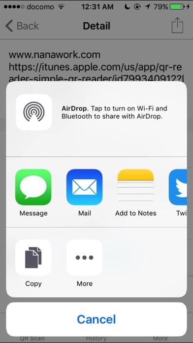 download QR Reader - Simple QR Reader apps 1