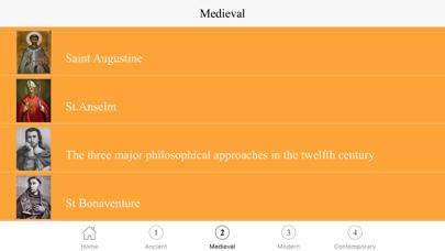 Philosophy screenshot three