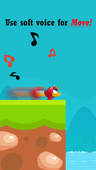 Scream to Go - Jumping & Fly | App Price Drops
