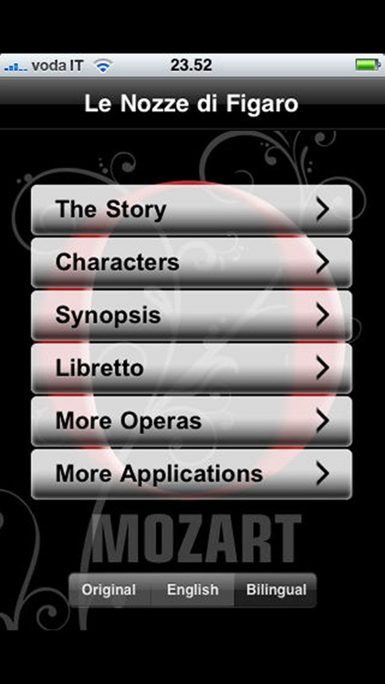 Opera: The Marriage of Figaro (Le Nozze di Figaro)