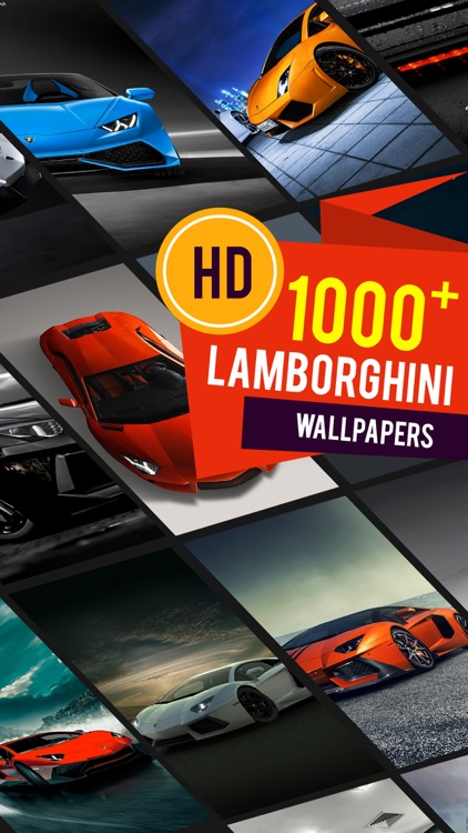Amazing Sports Car Lamborghini HD Wallpapers