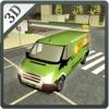 比萨饼派送货车卡车司机游戏