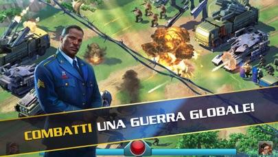 Screenshot of World at Arms1