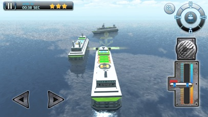Cruise Ship Boat Parking PRO - Full Version Screenshot on iOS