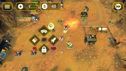 Tower Defense Generals TDScreenshot von 3