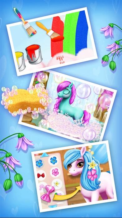 Pony Girls Horse Care Resort 2 - Style & Dress Up screenshot 5