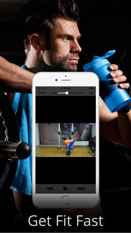 Barbell Builder Exercises and Workouts Routine screenshot-4