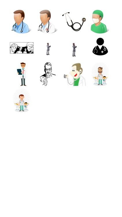 Doctor Sticker Pack!