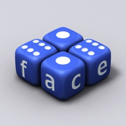 Face Dice in Bowl