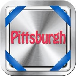 Pittsburgh Offline Map Travel Explorer