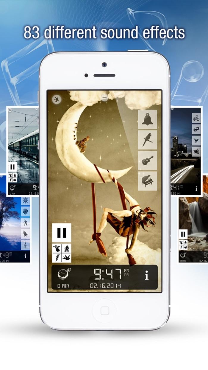 Sleep Bug Pro: White Noise Soundscapes & Music Box Screenshot