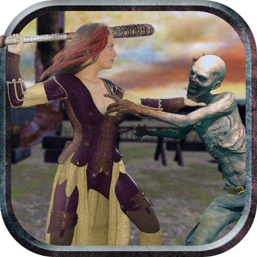 Zombie Survivor Assassin 3D - Survival Island War