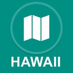 Hawaii, USA : Offline GPS Navigation
