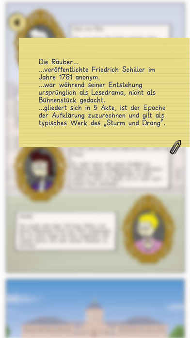 DIE RÄUBER nach Friedrich Schiller screenshot 3