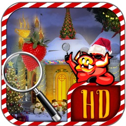 Hidden Objects Game Christmas Chocolate Factory