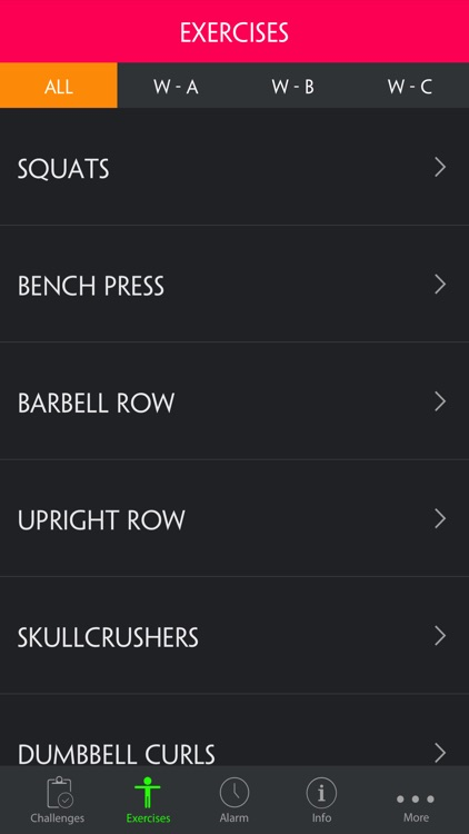 Muscle & Strength Full Body Workout Routine screenshot-3