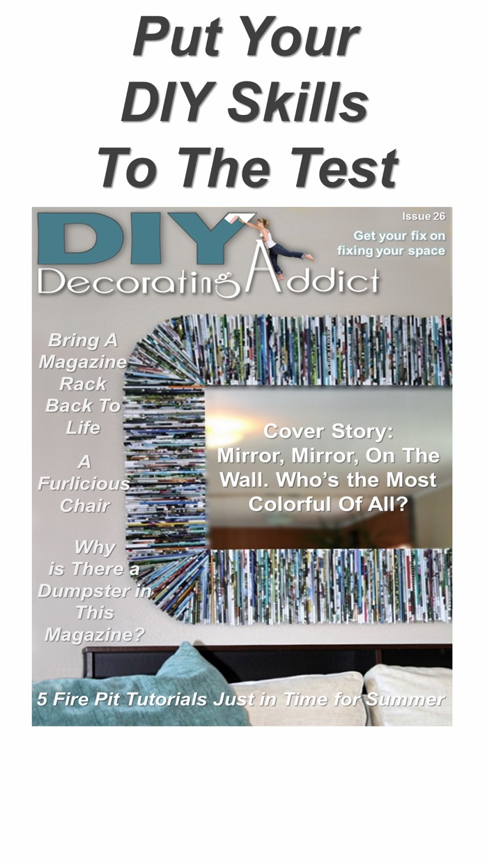 DIY Decorating Addict Screenshot