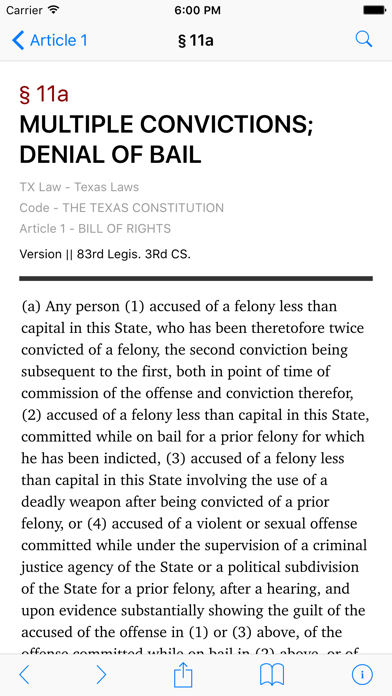 Texas Law (lawstack Tx Series) review screenshots