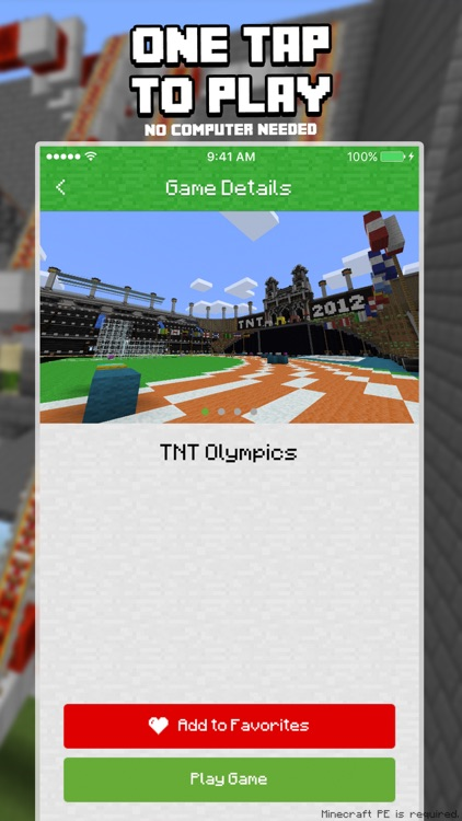 Games for Minecraft PE (Minecraft Games)
