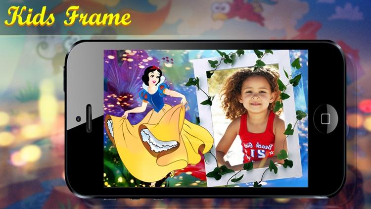 Insta Kids Frame screenshot-4