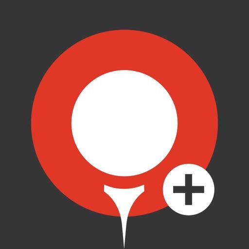 Golfshot Plus: Golf GPS + Scorecard + Handicaps app logo